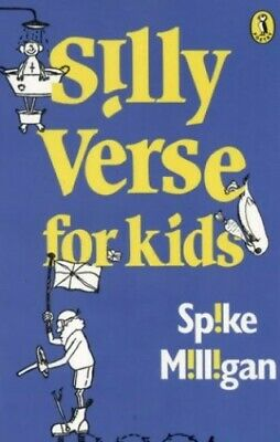 Silly Verse For Kids (Puffin Books) By Milligan, Spike Paperback Book The Fast • 10.91£