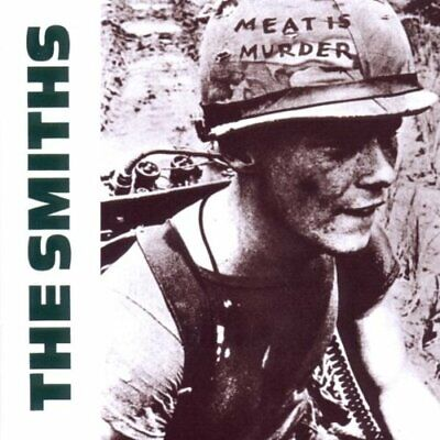 The Smiths - Meat Is Murder - The Smiths CD BSVG The Cheap Fast Free Post The • 3.49£
