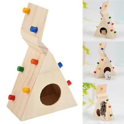 £14.90 • Buy Pet Hamster Climbing Ladder Small Rats Accessories Supply Gerbil Mice Small Toys