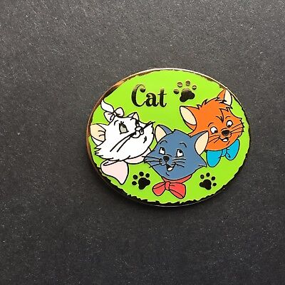 $ CDN90.99 • Buy WDW Cast Lanyard Series Aristocats Marie Berlioz And Toulouse - Disney Pin 15329