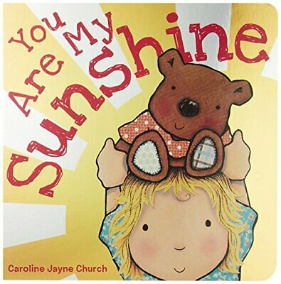 You Are My Sunshine By Church, Caroline Jayne Book The Cheap Fast Free Post • 5.49£