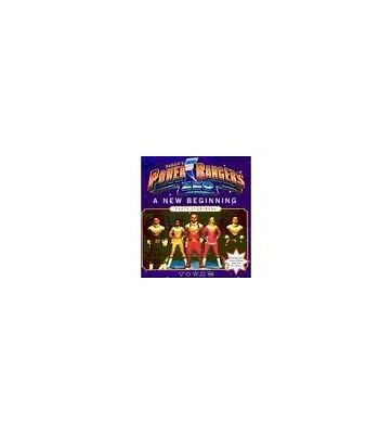 £9.80 • Buy Power Rangers Zeo: A New Beginning (Easy Reader Photo Storybooks) Paperback Book