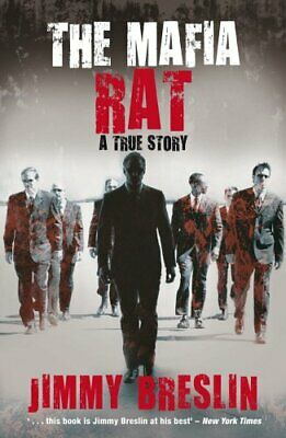 The Mafia Rat: A True Story By Breslin, Jimmy Paperback Book The Fast Free • 15.59£