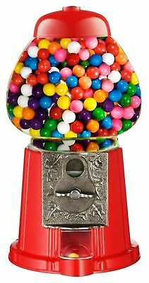 Gumball Bank Dispenser Machine With Free Bubble Gum Balls Included Coin Operated • 16.99£