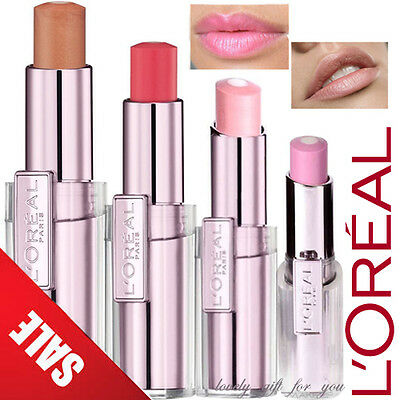 £4.25 • Buy NEW L'Oreal Rouge Caresse Natural Lipstick 4 Variations 504 505 303 08 -SALE-