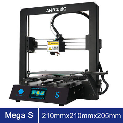 AU309 • Buy AU Ship Anycubic Upgrade Mega-S 3D Printer Ultrabase All Metal Frame Large Size