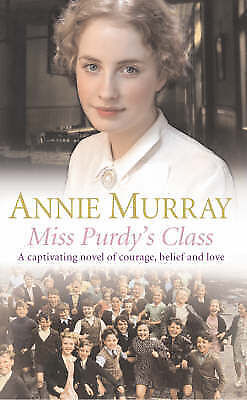 Miss Purdy's Class By Annie Murray (Paperback) • 4.95£
