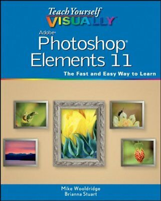 £3.11 • Buy Teach Yourself VISUALLY Photoshop Elements 11