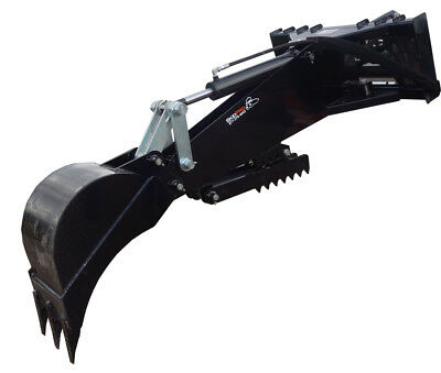 kubota backhoe attachment