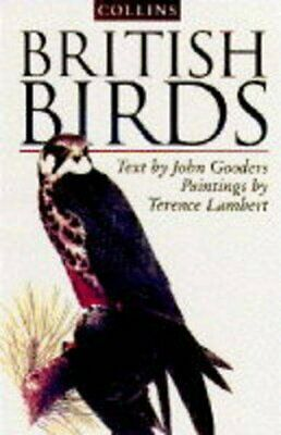 British Birds By Gooders, John Hardback Book The Cheap Fast Free Post • 4.49£