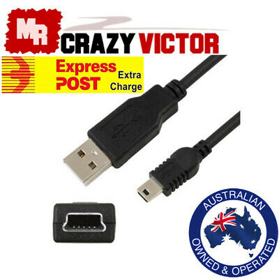 AU4.98 • Buy USB Charger Cable For Garmin Nuvi 2557 2589 2597 40 42 42LM 50 52LM 55 65 LMT