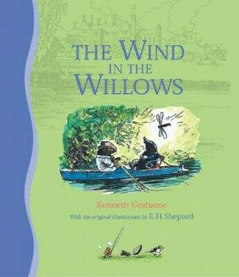 The Wind In The Willows: Gift Book By Grahame, Kenneth Hardback Book The Cheap • 3.59£