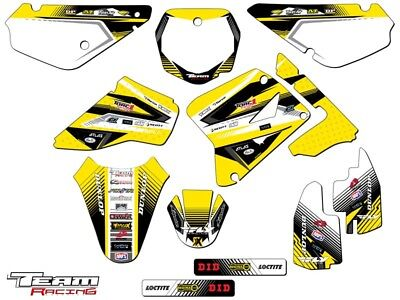 $79.99 • Buy 2001-2004 Suzuki Rm 85 Rm85 Graphics Kit Decals Stickers Deco Dirtbike 2002 2003