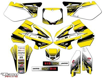 $99.99 • Buy 1999-2000 Suzuki Rm 250 Graphics Kit Decals Dirtbike Mx Rm250 Deco Motocross