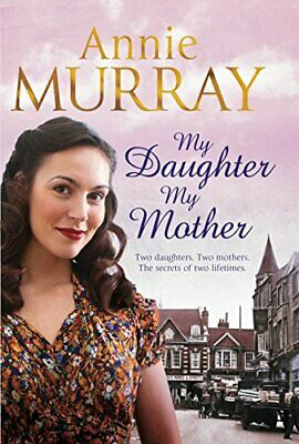 My Daughter, My Mother By Murray, Annie Book The Fast Free Shipping • 6.08£