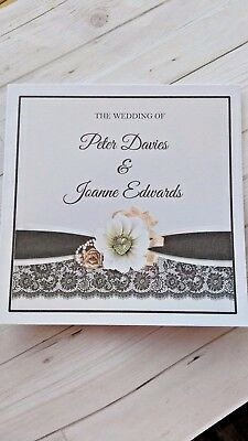 Wedding/Evening Invitations Complete With Envelopes • 15£
