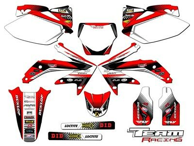 $99.99 • Buy 2005-2007 Honda Crf 450r Graphics Kit Decals Deco Stickers Crf450r 450 R 2006