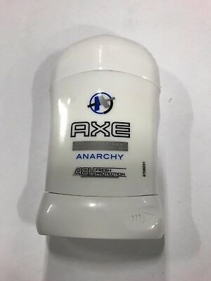 Axe Anarchy Antiperspirant Solid Stick Deodorant 50 Ml (Lot Of 6) • 13.58£