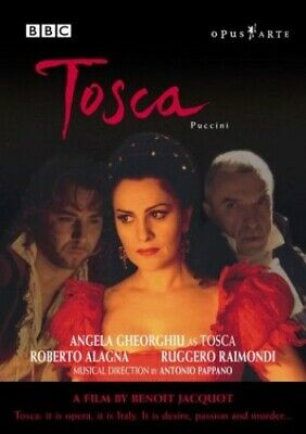 £6.43 • Buy Puccini: Tosca -- 2002 Film Version [DVD] - DVD  7ZVG The Cheap Fast Free Post