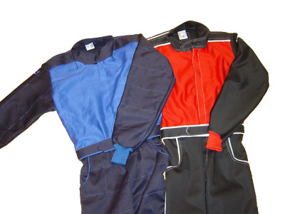 Proban Race Pit Overalls New - All Sizes - Autograss Bangers Ninja Track Day • 85£