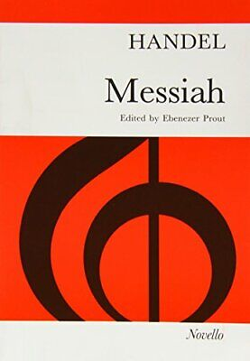 £4.99 • Buy Handel Messiah Prout Vocal Score Paper Paperback Book The Cheap Fast Free Post