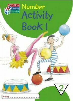 Collins Primary Maths - Year 2 Number Activity Boo... By Nizia, Reiner Paperback • 13.99£
