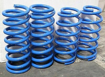 $90.99 • Buy Ford Mustang 94-04 Jdm 1.5  Drop Suspension Lowering Springs Blue