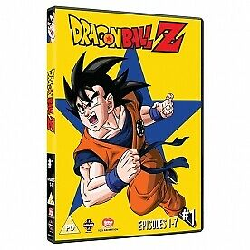 AU9.54 • Buy Dragon Ball Z Season 1 Part 1 Episodes 1-7 DVD