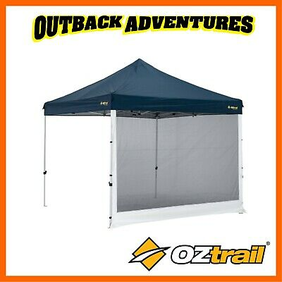 AU29.99 • Buy Oztrail Deluxe Gazebo Mesh Wall Kit For 3x3 And 3x6 New Model