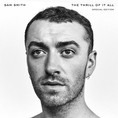 Sam Smith : The Thrill Of It All CD Special  Album (2017) FREE Shipping, Save £s • 2.28£