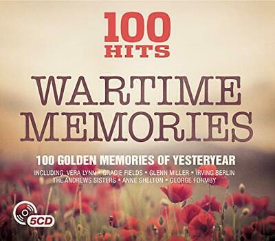 £3.90 • Buy Various Artists - 100 Hits - Wartime Memories - Various Artists CD WEVG The The