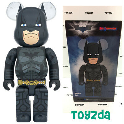$348.88 • Buy Medicom 2017 TOKYO COMIC THE DARK KNIGHT Ver Batman 400% Bearbrick Be@rbrick 1pc