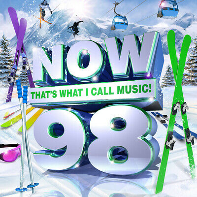 Various Artists : Now That's What I Call Music! 98 CD 2 Discs (2017) Great Value • 3.89£