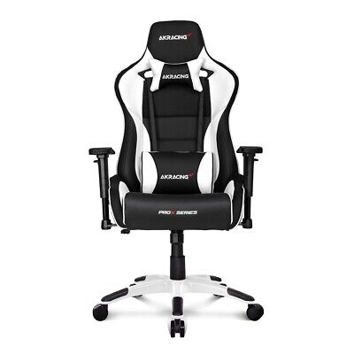 AU579 • Buy AKRACING ProX Gaming Chair White