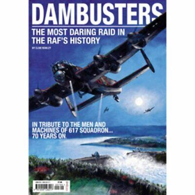 Dambusters By Rowley, Clive Book The Cheap Fast Free Post • 12.99£