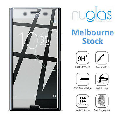 AU8.95 • Buy Nuglas Screen Protector For Sony Xperia X XP XZ XZ1 XZ2 XA Mini Compact Ultra