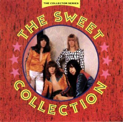 The Sweet - The Collection - The Sweet CD 9CVG The Cheap Fast Free Post The • 3.49£