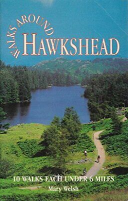 Walks Around Keswick By Welsh, Mary Paperback Book The Fast Free Shipping • 6.62£