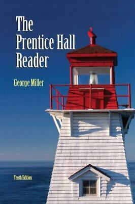 $15 • Buy The Prentice Hall Reader By George E. Miller (2010, Paperback)