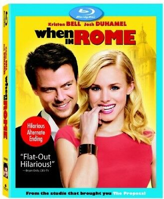 £8.62 • Buy When In Rome [New Blu-ray] Ac-3/Dolby Digital, Dolby, Digital Theater System,