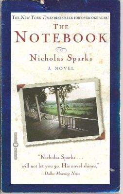 $3.49 • Buy B007EE4HCC The Notebook A Novel
