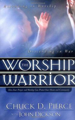 $3.49 • Buy B007PMUH2W The Worship Warrior: Ascending In Worship: Descending In War (Lifepo