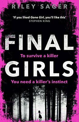 $10.89 • Buy Final Girls By Sager, Riley 1785034049 The Fast Free Shipping