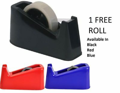 £6.99 • Buy Heavy Duty Sellotape Desktop Dispenser Tape Weighted Spares Replacement Part