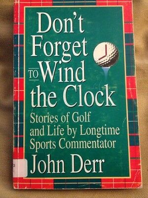£5.53 • Buy Dont Forget To Wind The Clock