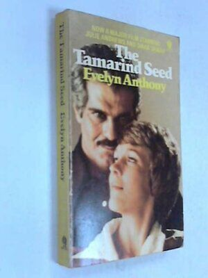 The Tamarind Seed By Evelyn Anthony Book The Cheap Fast Free Post • 9.99£