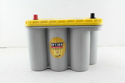AU428 • Buy Optima Yellow Top D31a Battery 12 Volt Agm 975cca Deep Cycle For N70zz And N70z