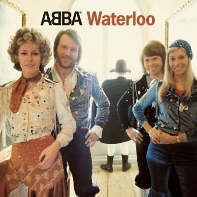 Waterloo - Abba CD 8FVG The Cheap Fast Free Post The Cheap Fast Free Post • 3.49£