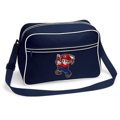 Bnwt Super Mario Bros Murderer Nintendo Messenger Shoulder Bag School College • 15.99£