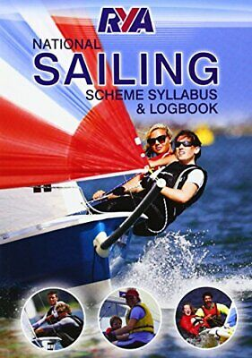 £5.49 • Buy RYA National Sailing Scheme Syllabus And Logbook By Harry Styles Book The Cheap